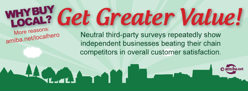 Reason #2 – Get Greater Value!