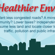Reason #3 – A Healthier Environment!
