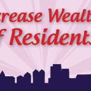 Reason #9 – Enhance Wealth of Residents!