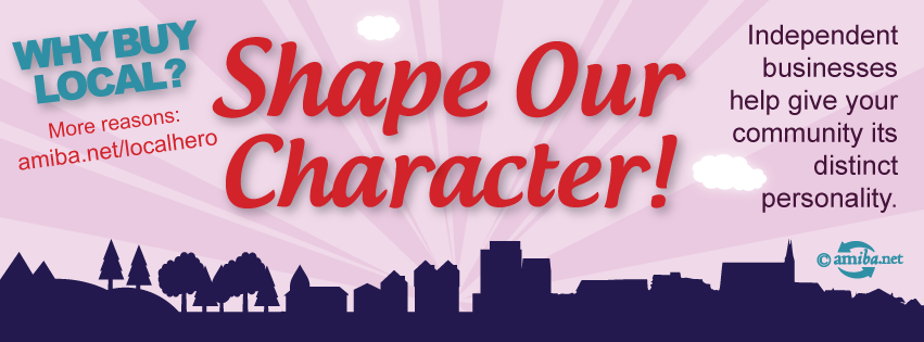 Reason #6 – Shape our Character!